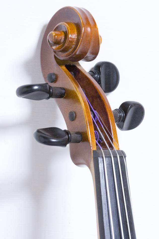 「J.H.MULLER:ミューラー」のドイツ製バイオリンセット-06