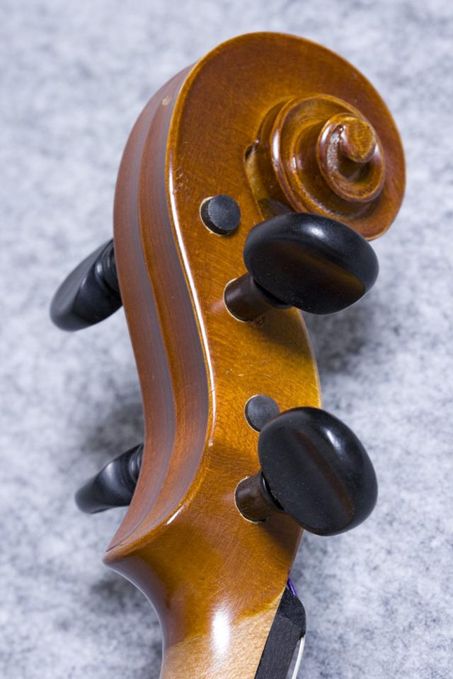 「J.H.MULLER:ミューラー」のドイツ製バイオリンセット-07