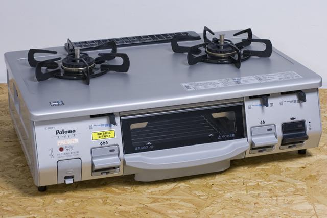 Paloma:パロマのガステーブル「IC-800F-1L」-01