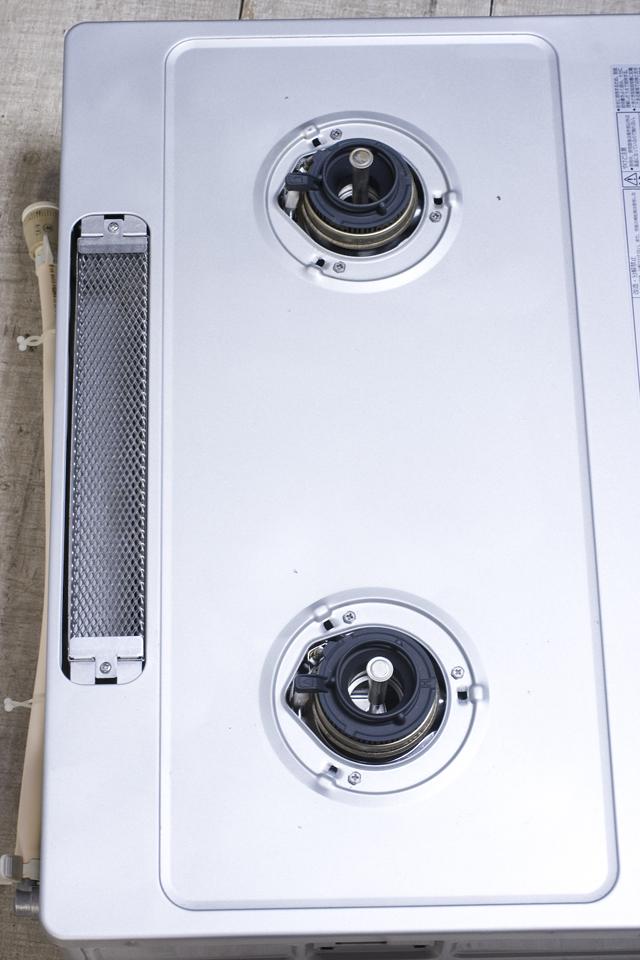 Paloma:パロマのガステーブル「IC-800F-1L」-11