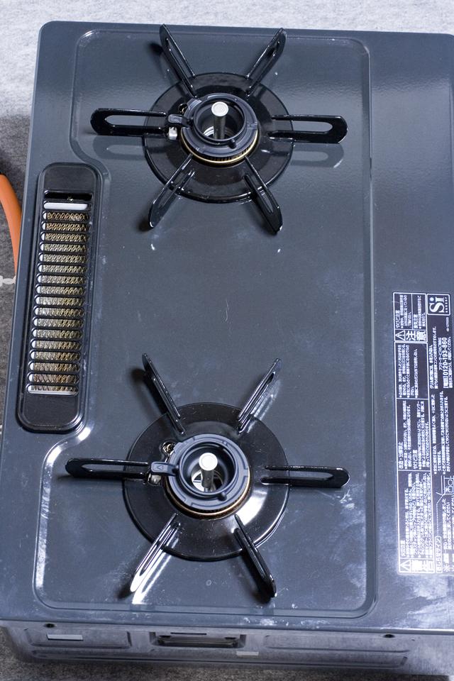 Paloma:パロマのガステーブル「IC-N30B-R」-10