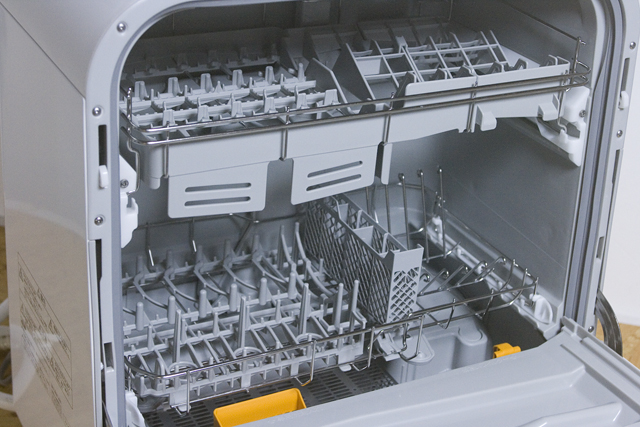 Panasonic:パナソニックの食器洗い乾燥機「NP-TM7」-09