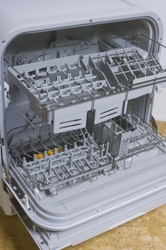 Panasonic:パナソニックの食器洗い乾燥機「NP-TM7」-10
