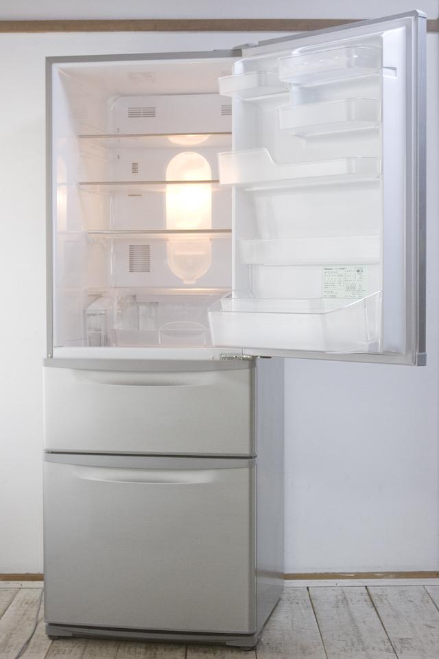 Panasonic:パナソニックの低め・スリム3ドア冷凍冷蔵庫「NR-C32CM」-02