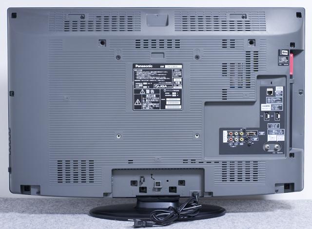 Panasonic:パナソニックの32V型液晶テレビ:TV、VIERA:ビエラ「TH-L32C2」-04
