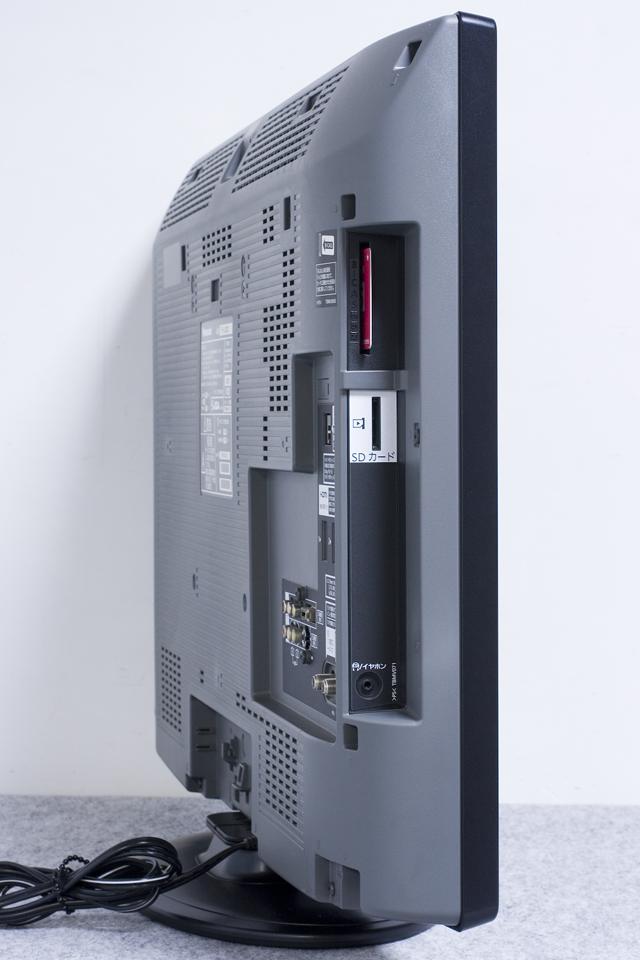 Panasonic:パナソニックの32V型液晶テレビ:TV、VIERA:ビエラ「TH-L32C2」-07