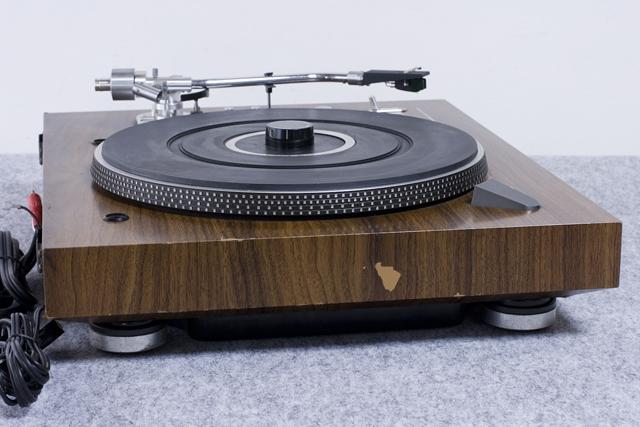 Pioneer:パイオニアのDDレコードプレーヤー「PL-1250」-05