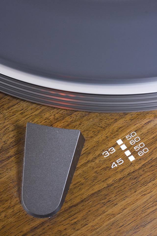 Pioneer:パイオニアのDDレコードプレーヤー「PL-1250」-09