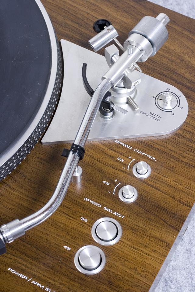 Pioneer:パイオニアのDDレコードプレーヤー「PL-1250」-13