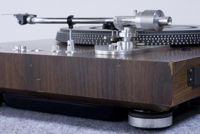 Pioneer:パイオニアのDDレコードプレーヤー「PL-1250」-15