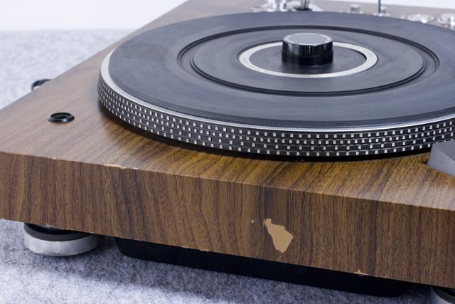 Pioneer:パイオニアのDDレコードプレーヤー「PL-1250」-17