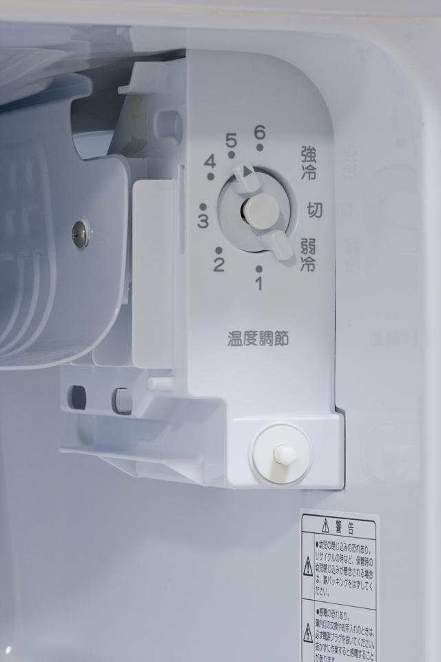 SANYO:サンヨーの直冷式1ドア冷蔵庫「SR-YM80」-07