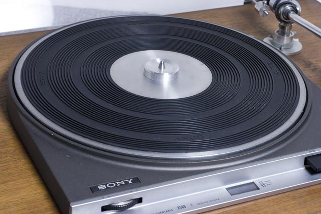 SONY:ソニーのDIRECT DRIVE:ダイレクトドライブターンテーブル「2500」-05