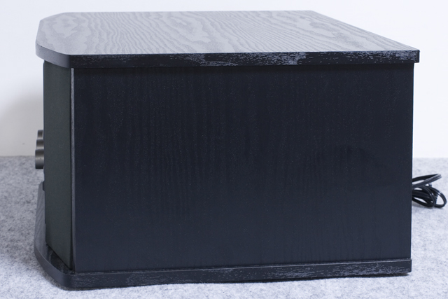 TEAC:ティアックのターンテーブル付CDレコーダー「GF-350」-06