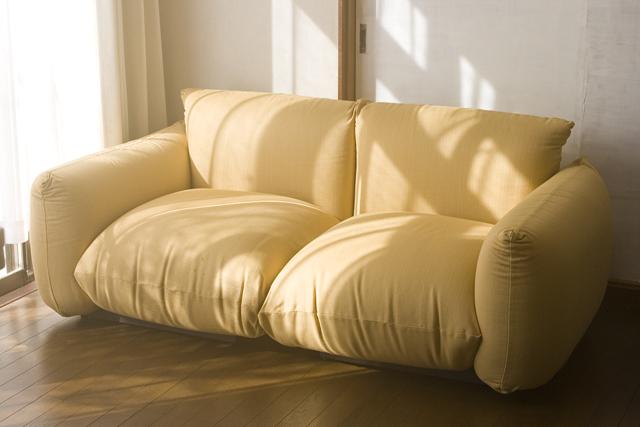 arflex:アルフレックスの2P Sofa:二人掛けソファ「MARENCO:マレンコ」-01