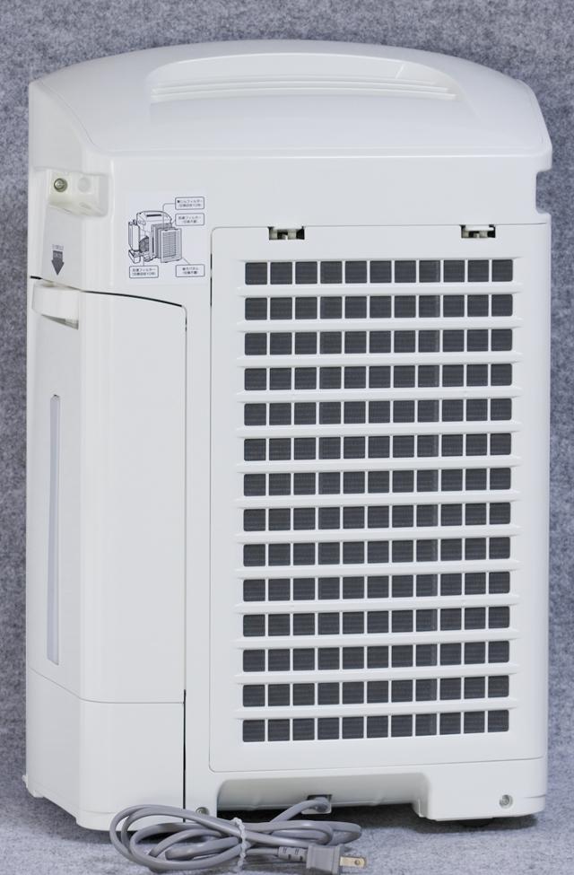 SHARP:シャープのプラズマクラスター搭載加湿空気清浄機「KC-A50」-06