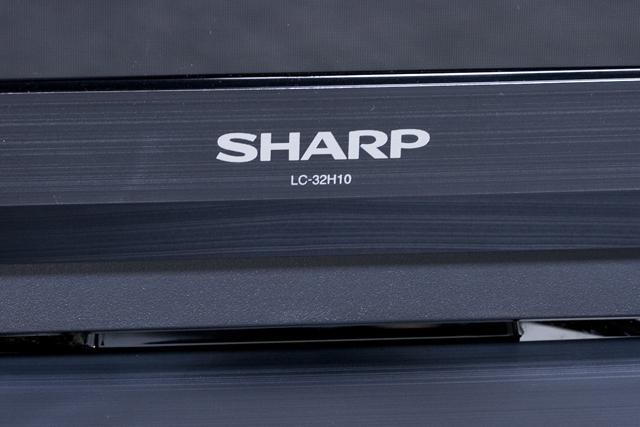 SHARP:シャープの32V型液晶テレビ:TV、AQUOS:アクオス「LC-32H10」-03