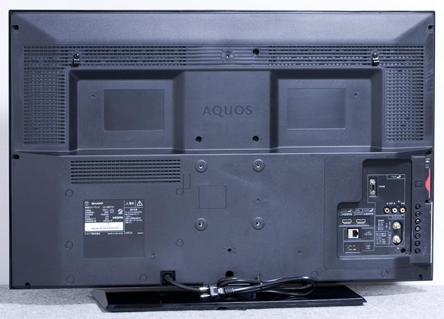SHARP:シャープの32V型液晶テレビ:TV、AQUOS:アクオス「LC-32H10」-06