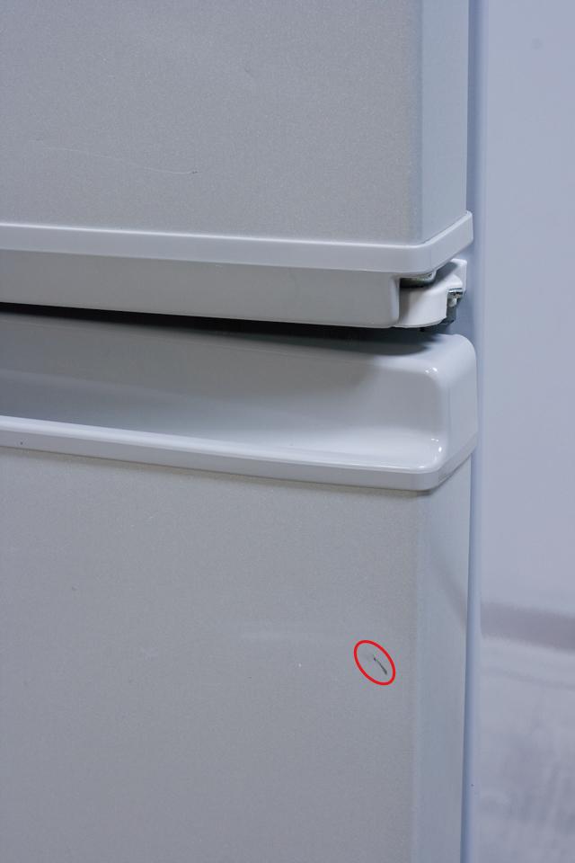 SHARP:シャープの2ドア冷蔵庫「SJ-14T」-10a