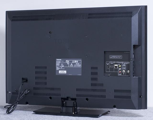 TOSHIBA:東芝の32V型液晶テレビ:TV、REGZA:レグザ「32AC4」-03