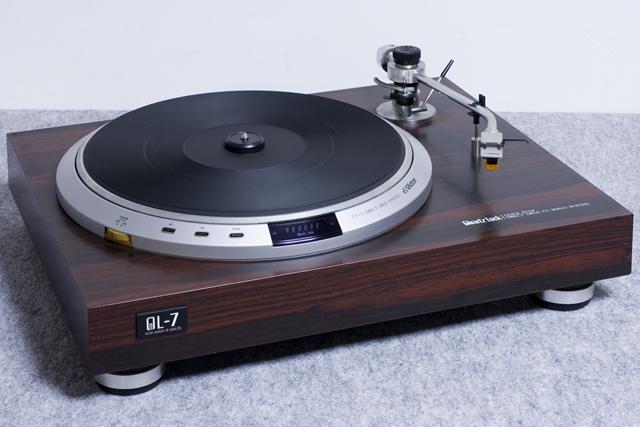 Victor:ビクターのレコードプレーヤー「QL-7R」-03