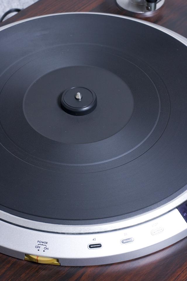 Victor:ビクターのレコードプレーヤー「QL-7R」-07