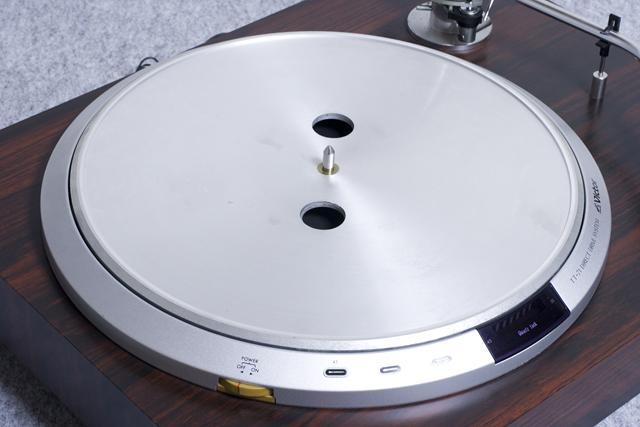 Victor:ビクターのレコードプレーヤー「QL-7R」-08