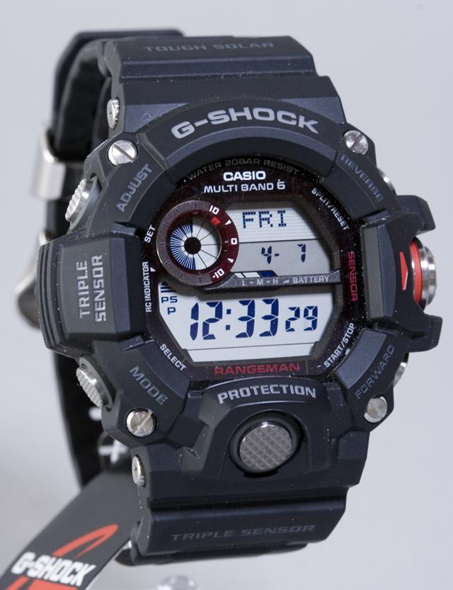 CASIO:カシオの腕時計、G-SHOCK「GW-9400-1CR|RANGEMAN:レンジマン」-02