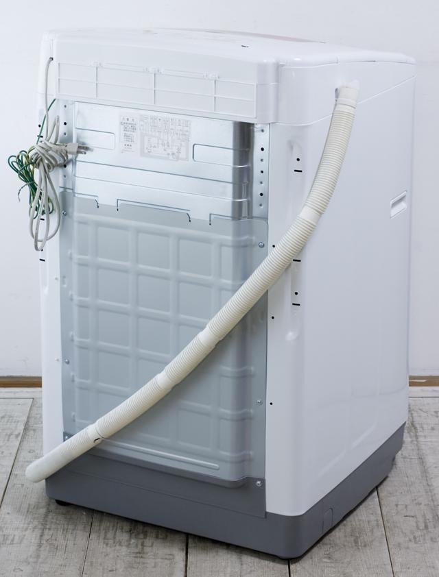 HITACHI:日立の全自動洗濯機「BW-7TV」-05