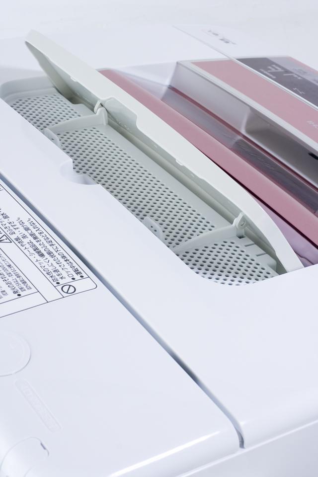 HITACHI:日立の全自動洗濯機「BW-7TV」-06