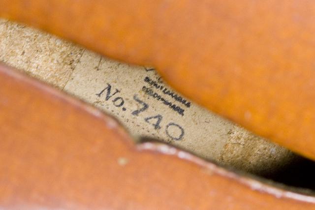 ドイツ製バイオリン「KARL HOFNER:カール・ヘフナー」-04