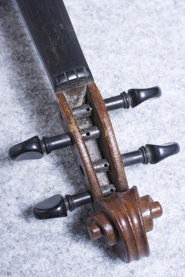 ドイツ製バイオリン「KARL HOFNER:カール・ヘフナー」-09