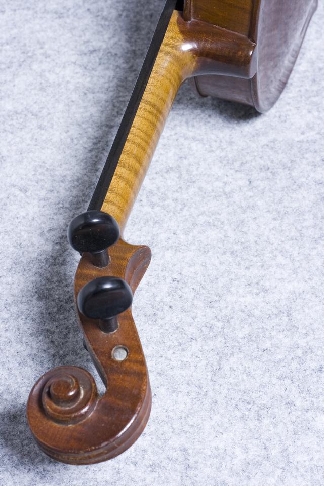 ドイツ製バイオリン「KARL HOFNER:カール・ヘフナー」-10