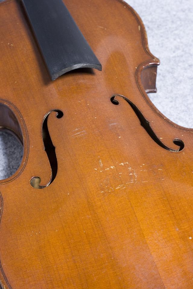 ドイツ製バイオリン「KARL HOFNER:カール・ヘフナー」-11