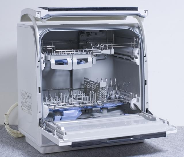 Panasonic:パナソニックの食器洗い乾燥機「NP-TR6」-03