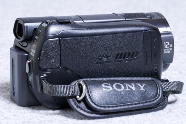 SONY:ソニーのデジタルHDビデオカメラレコーダー「HDR-XR520V」-03