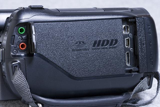 SONY:ソニーのデジタルHDビデオカメラレコーダー「HDR-XR520V」-04