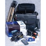 SONY:ソニーのデジタルHDビデオカメラレコーダー「HDR-XR520V」