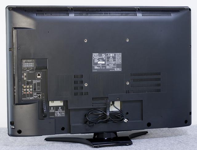 TOSHIBA:東芝の32V型液晶テレビ:TV、REGZA:レグザ「37C7000」-04