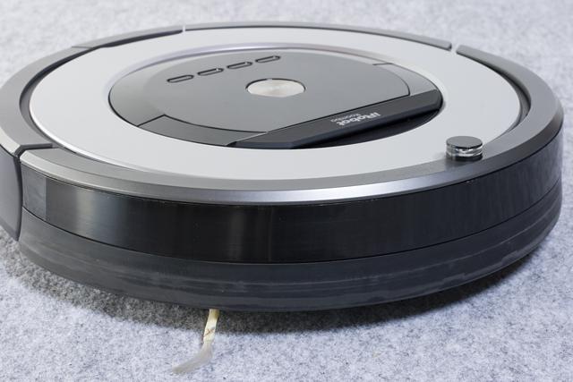 iRobot:アイロボットのロボット掃除機「Roomba 875:ルンバ」-04