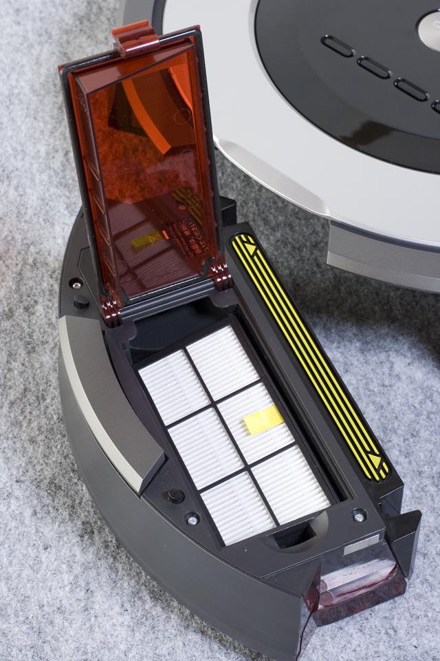 iRobot:アイロボットのロボット掃除機「Roomba 875:ルンバ」-09