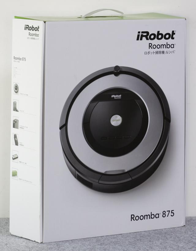 iRobot:アイロボットのロボット掃除機「Roomba 875:ルンバ」-24