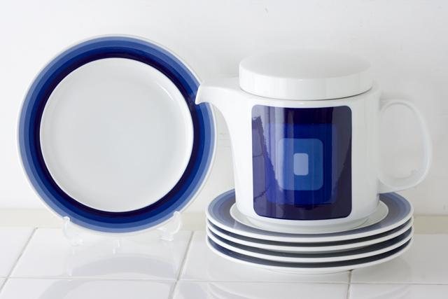 ドイツ製食器「Rosenthal:ローゼンタール」のstudio-linie:スタジオライン「Design:Wolf Karnagel:ウォルフ・カーナグル」-01