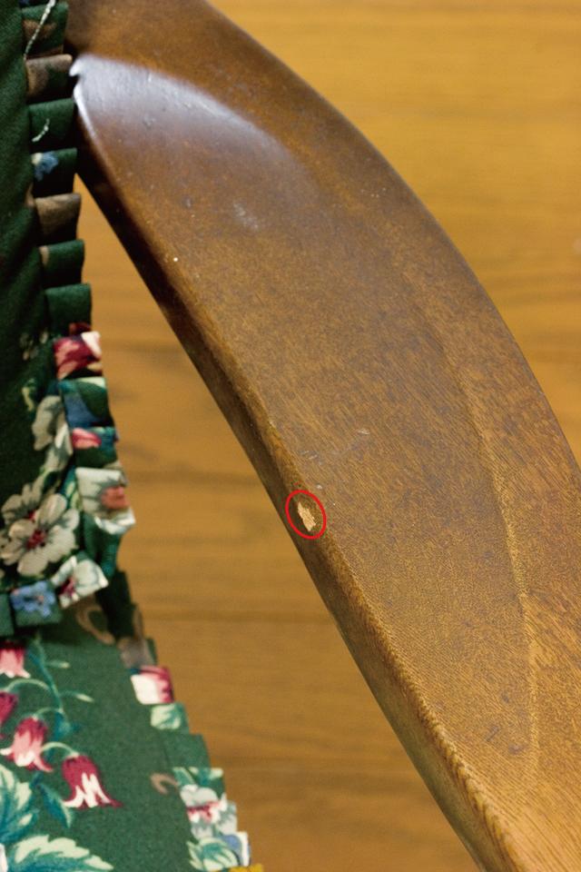 キツツキマークの飛騨産業「穂高」シリーズの3人掛けソファ「肘掛付きチェア:No6R/O/L」セット-08