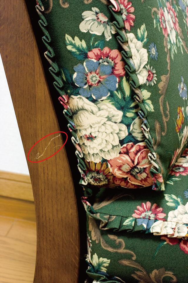 キツツキマークの飛騨産業「穂高」シリーズの3人掛けソファ「肘掛付きチェア:No6R/O/L」セット-16