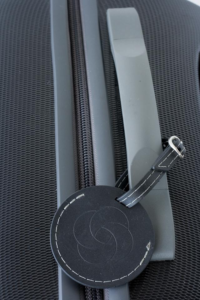 Samsonite:サムソナイトの4輪スーツケース-08