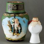 中国土産の古い紹興酒