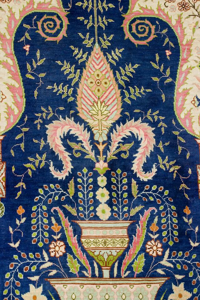 ペルシャ絨毯タペストリー-03
