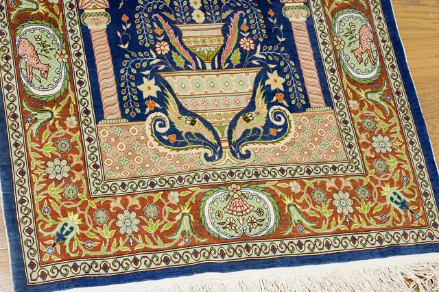 ペルシャ絨毯タペストリー-04
