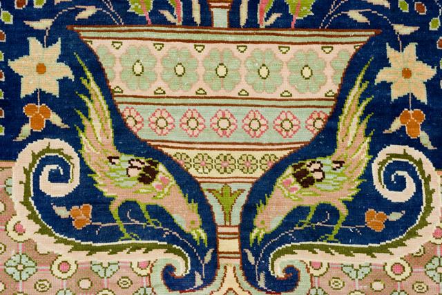 ペルシャ絨毯タペストリー-05